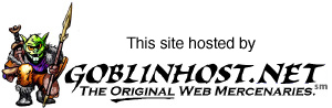 This site hosted by GOBLINHOST!